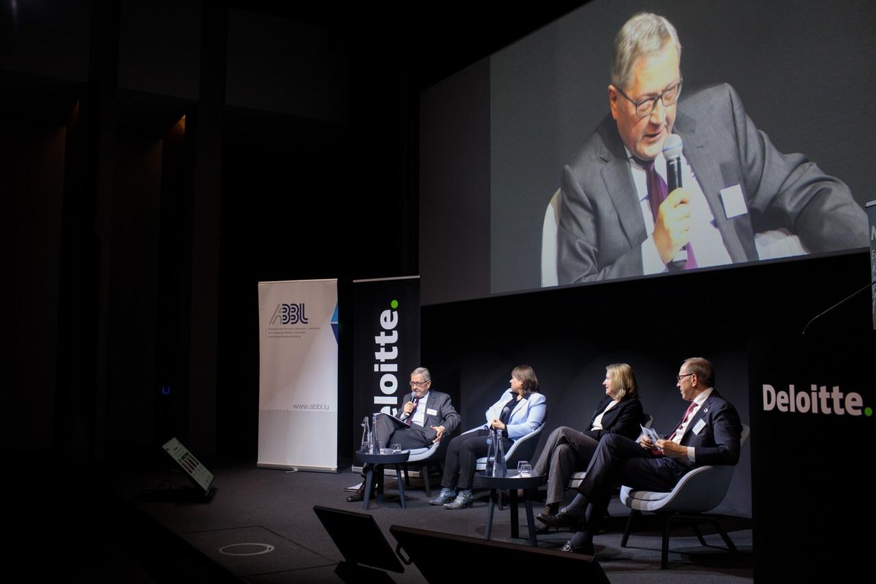 L'ABBL et Deloitte organisaient le 25 février une conférence sur l'Union des marchés de capitaux. (Photo: Matic Zorman/Maison Moderne)
