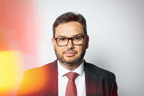 Christophe Hucque, Chief Financial Officer (CFO), GB Life Luxembourg. (Photo: Maison Moderne)