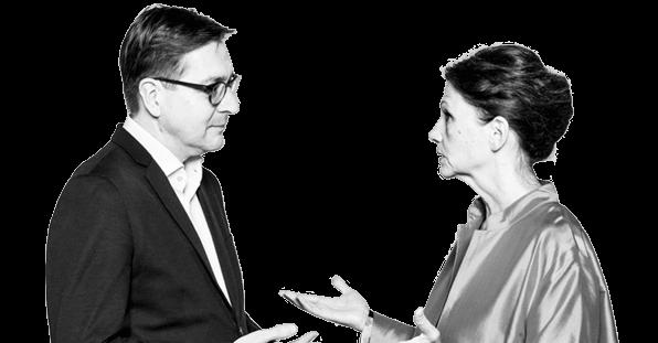 François Thiry et Diane Heirend (Photo: Maison Moderne)