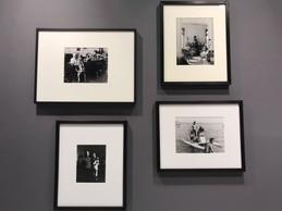Photos d'Edward Quinn sur le stand de la galerie WOS ((Photo: Paperjam))