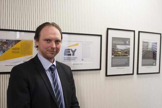 Terry Butler, responsable recrutement chez EY Luxembourg (Photo: EY)