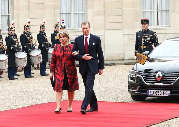 Contrairement à ce qui est une obligation en Belgique ou en Suède, la Cour luxembourgeoise ne doit que très peu justifier l'usage fait de la liste civile. (Photo: Cour grand-ducale/Bertrand Rindoff/archives)