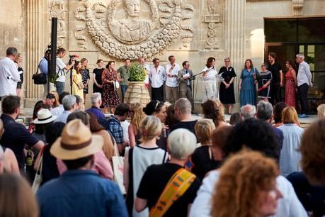 Vernissage Lët'z Arles 2019 (Photo: Romain Girtgen / CNA)
