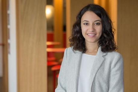 Majda Akhabbar: «Être dans un cadre où la créativité, le challenge et l'esprit d'équipe sont présents, tout en respectant les critères des clients.» (Photo: Adem)