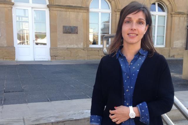 Manon Pinatel espère que le déménagement vers Belval permettra l'émergence d'un vrai esprit estudiantin sur le site. (Photo: DR)