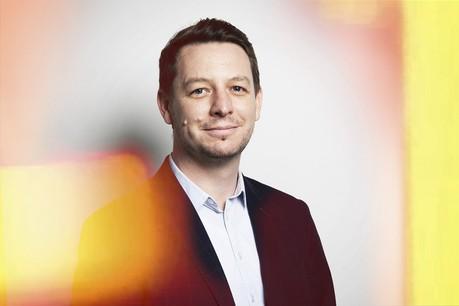 Romain Mary, senior manager at Deloitte Luxembourg (Crédit: Maison Moderne)
