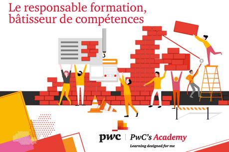 Le responsable formation, bâtisseur de compétences (Photo : PwC Academy)