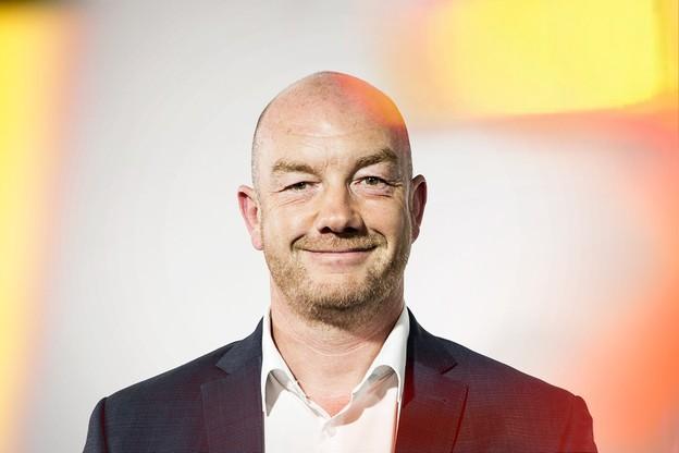Fabrice Croiseaux, CEO d'InTech (Photo: Maison Moderne)