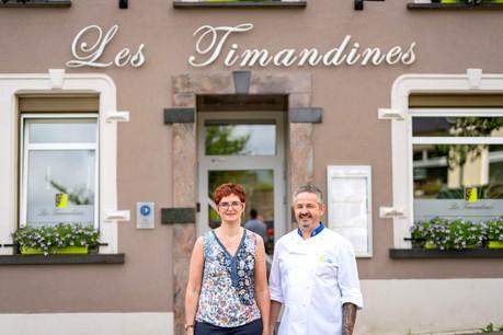 Magali et Richard Gigante représentent une des valeurs gastronomiques sûres du Nord luxembourgeois avec Les Timandines. (Photo: Primatt Photography / Maison Moderne)