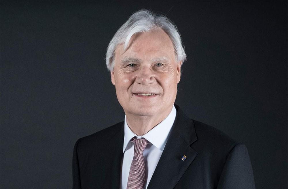 Il l'avait annoncé l'an dernier: Romain Bausch, l'homme qui a mené SES aux sommets, passe le relais, mais continuera à être au conseil d'administration. (Photo: SES)