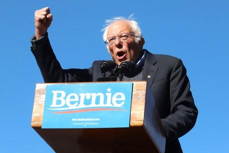 Bernie Sanders est opposé à JoeBiden dans la course à l'investiture du parti démocrate. (Photo: Shutterstock)