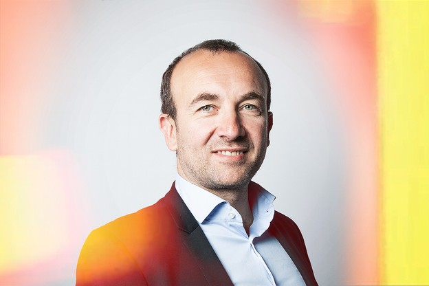 Gaël Denis, Partner - TMT* et Fintech Leader, EY Luxembourg. (Photo: Maison Moderne)