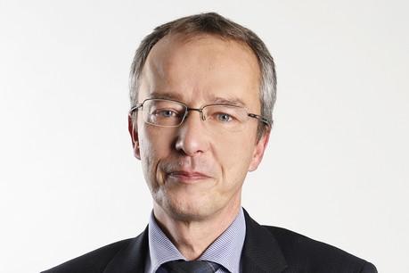 Olivier Goemans,  h ead of  i nvestment  s ervices &  i nnovation au sein de la Bil. (Photo: Bil)