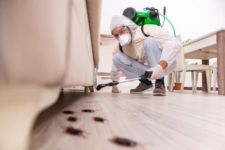 Une nouvelle arnaque est apparue: les «spécialistes» de la désinfection de logement. Qui trouvent là une occasion de pénétrer dans votre domicile, alerte la préfecture de Moselle. (Photo: Shutterstock)