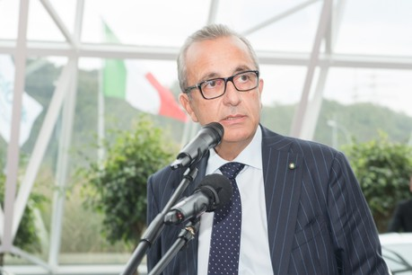 Fabio Morvilli considère que les voyages, donc le tourisme et les affaires, seront les premiers domaines économiques affectés par le coronavirus. (Photo: CCIL)