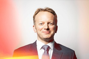 Ronald Joosten, Digital Services Manager, GB Life. (Photo: Maison Moderne)