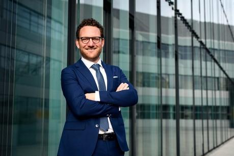 Julien Demoulin, CEO de Sodexo, espère une consommation plus locale en sortie de crise. (Photo: Sodexo)
