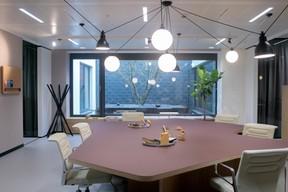 Spaces met en avant le design des lieux dans sa promotion. ((Photo: Matic Zorman))