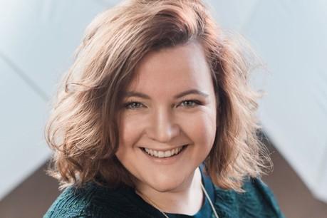 Gaëlle Haag: «On veut favoriser la sororité entre les femmes qui investissent et celles qui créent.» (Photo:Dominika Montonen)