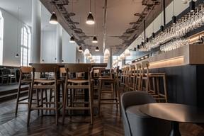 L'équipe du restaurant Le Quai Steffen se laisse le temps de l'été pour ajuster son offre. (Julie Merhi)