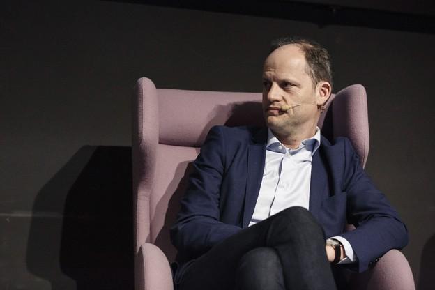 RobertGlaesener, CEO de Talkwalker qui est la seule luxembourgeoise retenue parmi les 100start-up qui pourraient devenir des licornes à court terme. (Photo: Archives Paperjam)