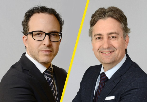 Christian Mertesdorf, Associate Partner, Tax, Global Compliance and Reporting &Elmar Schwickerath, Partner, Tax, Global Compliance and Reporting Leader Luxembourg. (Photo: EY Luxembourg)