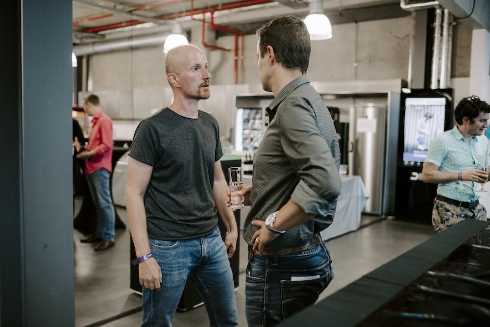 Un an après avoir célébré son 20e anniversaire, le Technoport aborde un changement stratégique. Son CEO, Diego De Biasio, entend rester le leader des initiateurs de concepts. (Photo: Paperjam / Archives)