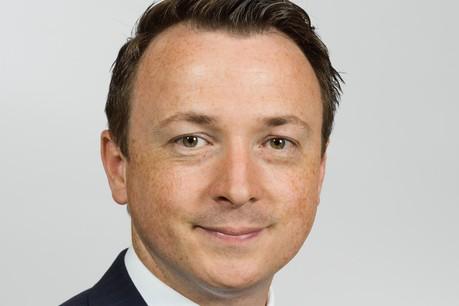 Robert White,partner chezEY Luxembourg. (Photo:EY Luxembourg)