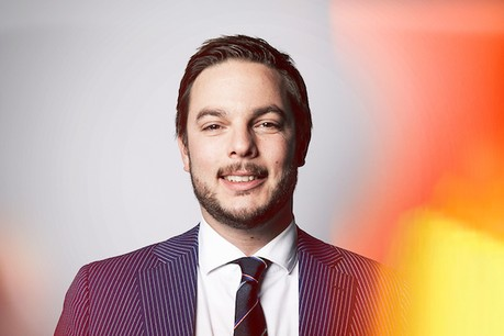 Tom Rasqué,Head of Business Development Luxembourg, Lombard International. Maison Moderne
