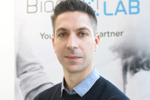 Dr Thibault Labrunie,pharmacien-biologiste au sein deBionext Lab. (Photo: Bionext Lab)