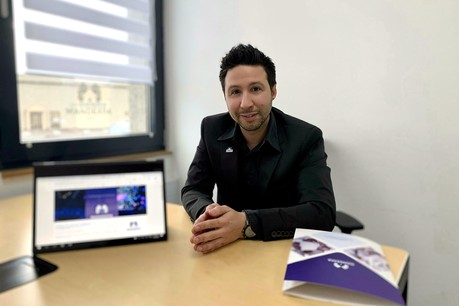 Michel Cucchiara: «Je pense qu'il faut être un expert et connaîtreson sujet par cœur, croire à son projet et que celui-ci apporte une vraie valeur ajoutée à ses utilisateurs!» (Photo: Mandexpa)