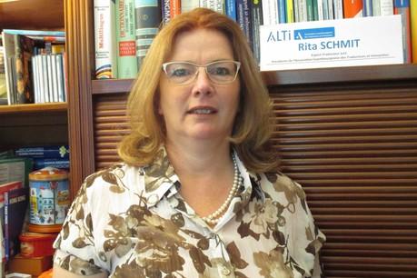 Rita Schmit, présidente et cofondatrice de l'Alti, milite pour qu'un statut légal soit fixé afin de protéger la profession.                                (Photo : Alti)