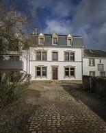 La façade de la maison, protégée, a été restaurée. ((Photo:Laurent Antonelli))