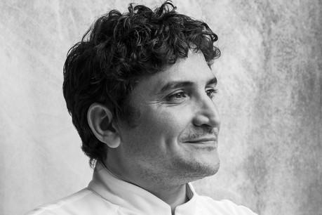 Mauro Colagreco, chef du Mirazur triplement étoilé au guide Michelin 2019. (Photo: Sushi Shop)