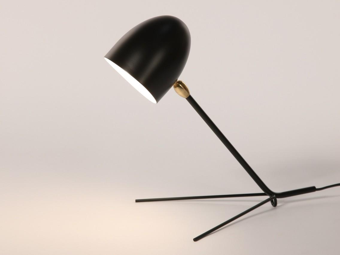 Lampe Cocotte de Serge Mouille. (Serge Mouille Éditions)