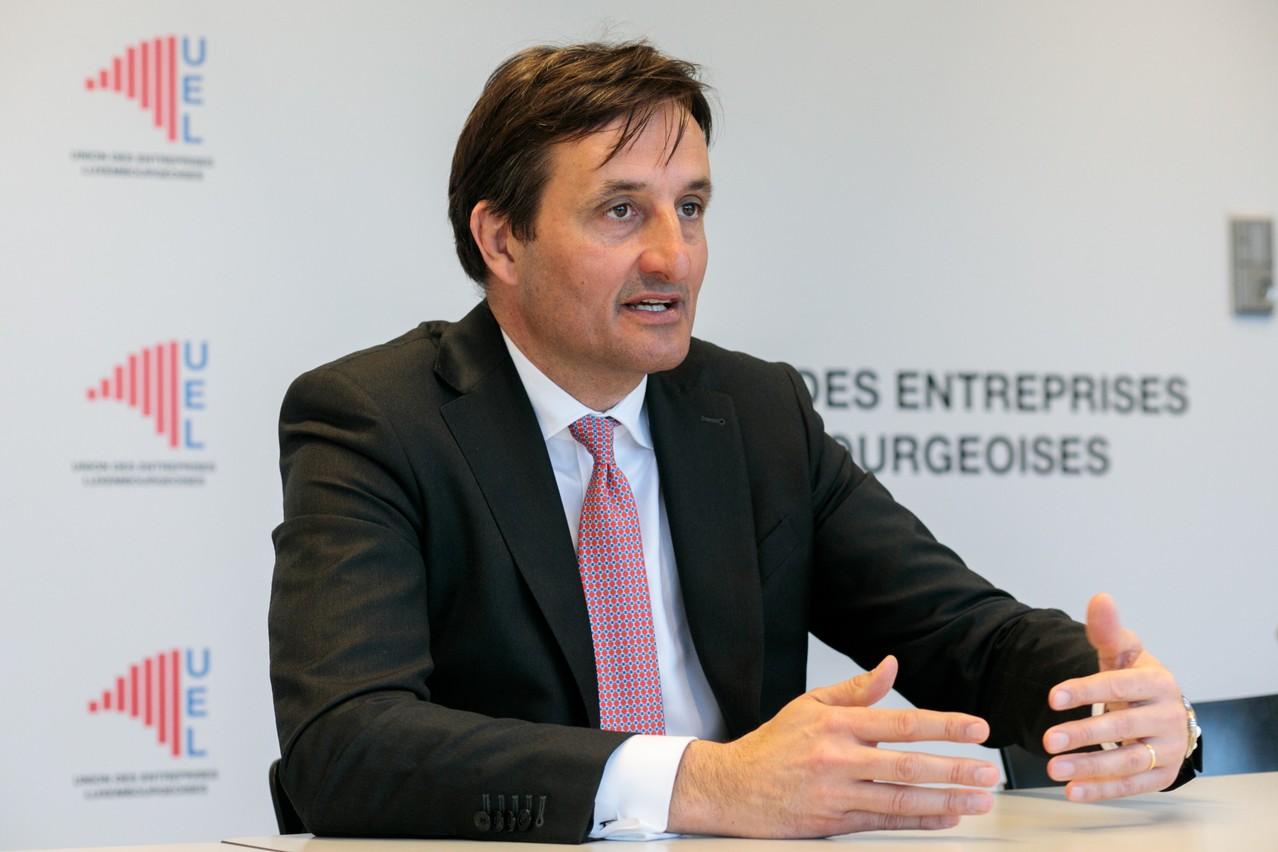 L'importance était, à ce stade, d'apporter de la confiance, indique Nicolas Buck, président de l'UEL. (Photo: Matic Zorman / archives)