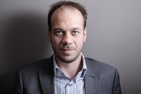 Nicolas Hurlin, associé fondateur de The Recruiter, cabinet spécialisé dans le recrutement de cadres. (Photo:The Recruiter)