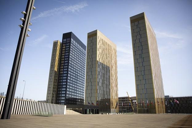 Le Luxembourg tient à son statut de siège européen, pérennisé à travers des investissements immobiliers comme la 5e extension de la Cour de justice de l'UE récemment inaugurée. Mais le coût de la vie dissuade les fonctionnaires européens de postuler, voire les fait fuir. (Photo : Patricia Pitsch / archives Maison Moderne)
