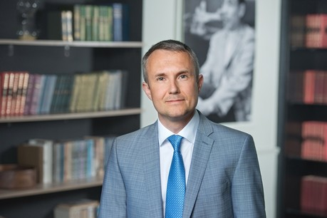 Avec une deuxième levée de fonds depuis sa plate-forme, AlexanderTkachenko espère démontrer queVNX fonctionne. Le meilleur argument de vente, pour la start-up luxembourgeoise. (Photo: VNX)