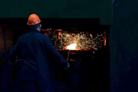 Un plan de transformation va bientôt être appliqué aux sites d'ArcelorMittal. (Photo: Shutterstock)