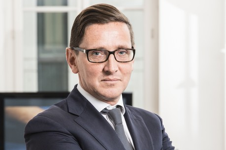 """Franck Chatillon:""""If you are convinced by your product and have enough resources like treasury and key people with you, GO!"""" (Photo: Greenwich Dealing Luxembourg)"""