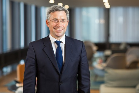 Steve Waygood, chief responsible investment officer chez Aviva Investors. (Photo: Marcelo Paz)