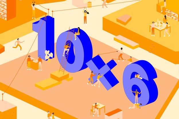 10x6 Leadership: Corporate cultures that make sense