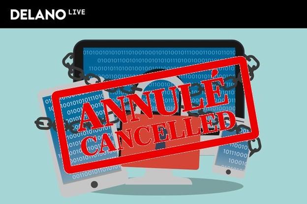 Delano Live : Data protection  & Online Privacy